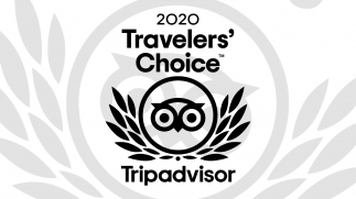 The Penellen Awarded Travellers Choice by Trip Advisor