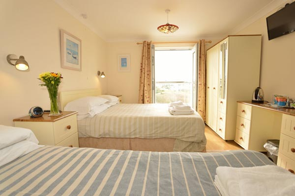 Bed and Breakfast Hayle - Room Five