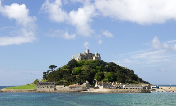 St Michaels Mount, Marizion