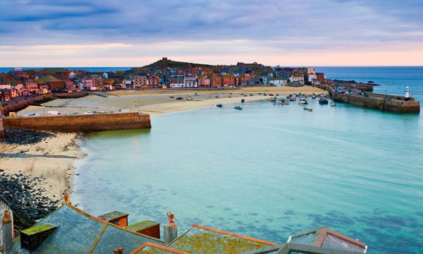 Harbour Beaches, St Ives